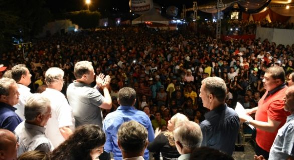 Governo Presente deixa legado de progresso e esperança no Alto Sertão