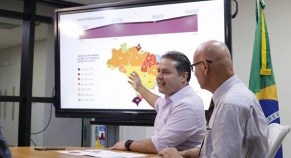 Alagoas é um dos três Estados que mais reduziu violência segundo Fórum de Segurança
