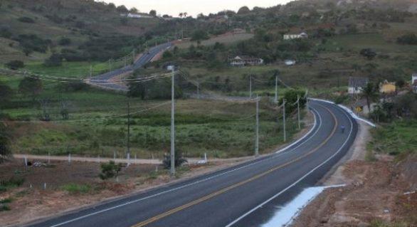 Sertão é a segunda região alagoana beneficiada com a implantação de rodovias