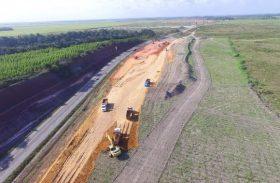 Duplicação Maceió-Arapiraca evolui com serviços de drenagem concluídos