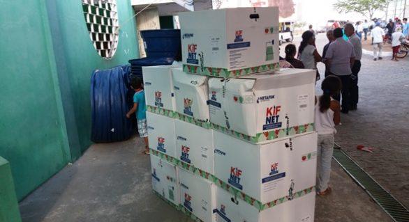 Estado entrega diversos equipamentos agrícolas em Piranhas