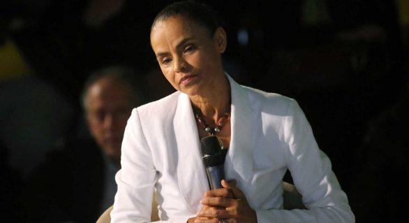 Marina Silva conversa com PSB para reeditar aliança de 2014