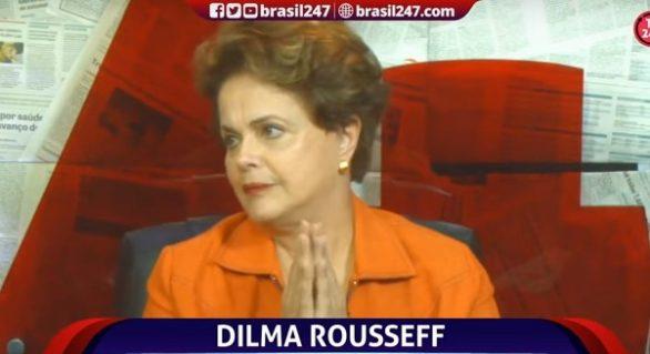 Dilma Rousseff alerta para o risco da fase 2 do golpe