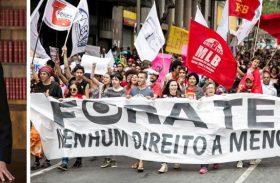 Brasil: Temer só tem 3% de aprovação, aponta CUT/VOX