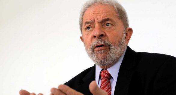 MPF pede bloqueio de R$ 24 milhões de Lula e filho caçula