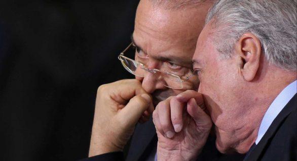 Temer não tem nenhuma pretensão de disputar a eleição, diz ministro
