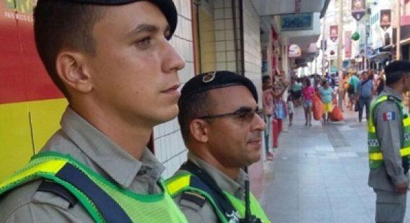 """PM inicia """"Operação Centro"""" no comércio de Maceió na próxima sexta-feira"""