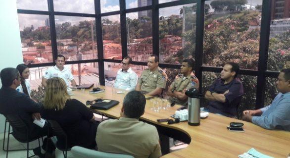Programa de patrulhamento de proximidade inicia capacitação de militares