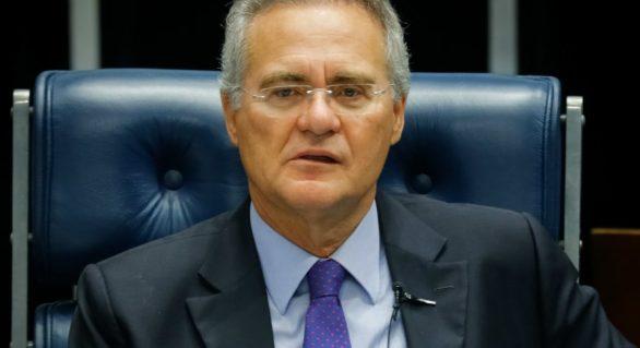 Renan é condenado a perder mandato e direitos políticos