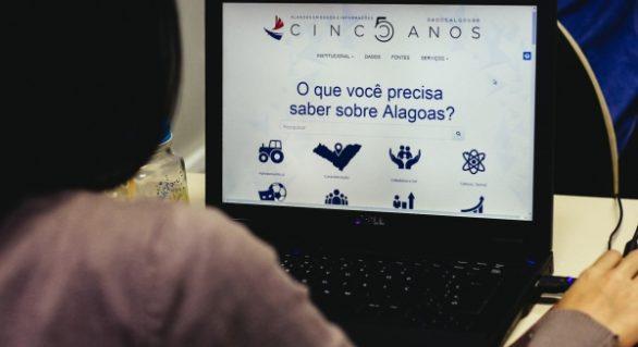 Governo de Alagoas é destaque em disponibilização de dados abertos no Brasil