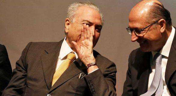 Com críticas ao PSDB, governo tenta forçar reaproximação de Alckmin