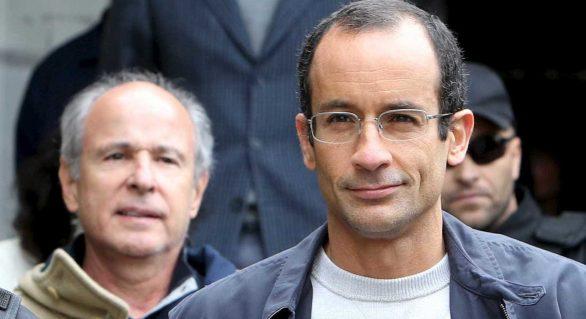 Marcelo Odebrecht mira ex-aliados ao deixar presídio nesta terça