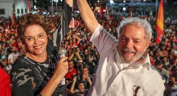 Dilma apresentou reformas e chocou, diz ex-presidente Lula