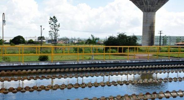 Casal moderniza controle da qualidade da água na Estação de Tratamento Pratagy