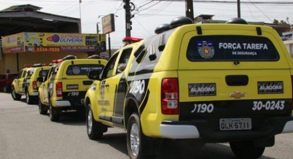 Roubo a transporte intermunicipal cai 44,44% em Alagoas