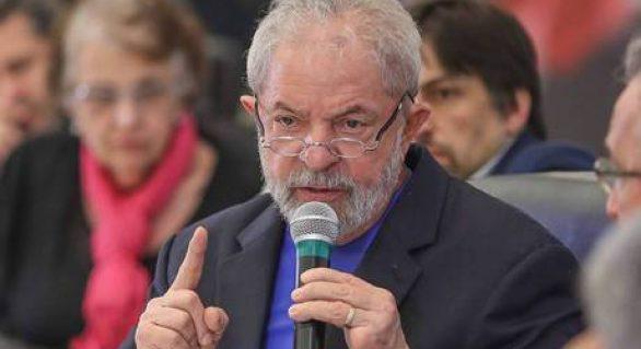 Ações contra Lula terão sentença até eleições de 2018