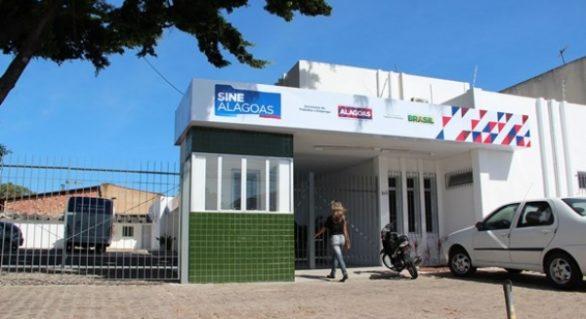 Sine Alagoas oferece mais de 100 vagas de emprego na capital e interior