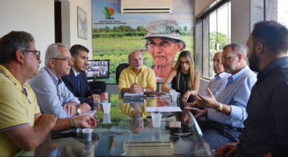 Grupo Jatobá solicita ao Iteral laudo técnico sobre localização de fazenda