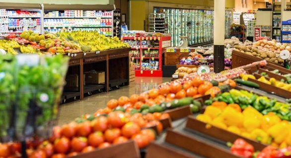Alimentos têm maior queda de preço em 40 anos