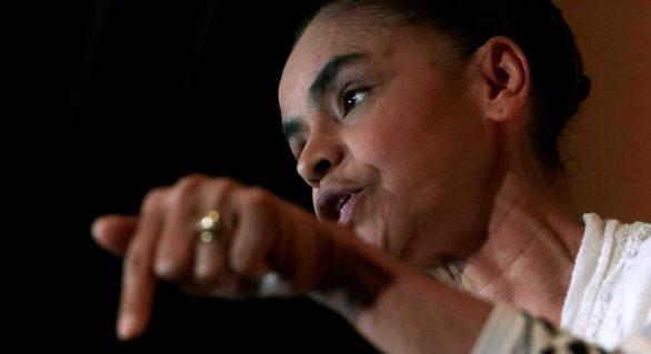 Rede lançará Marina Silva como pré-candidata ao Planalto neste sábado
