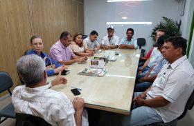 Pindorama e produtores de leite de Major Izidoro discutem viabilização de secagem do soro
