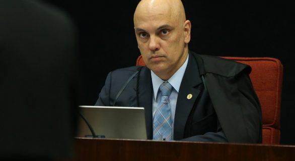 Alexandre de Moraes vota a favor de imunidade a deputados estaduais