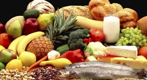 Preços dos alimentos contribuiram para a queda da inflação