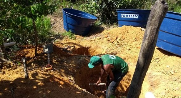 Assentamento alagoano em unidade de conservação recebe tecnologia social