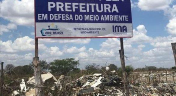 Estado de Alagoas terá 86 lixões fechados até abril de 2018