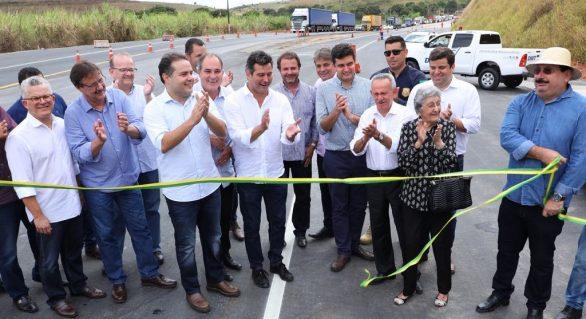 Construção do viaduto da PRF ganha novo ritmo a partir de janeiro, diz Renan Filho