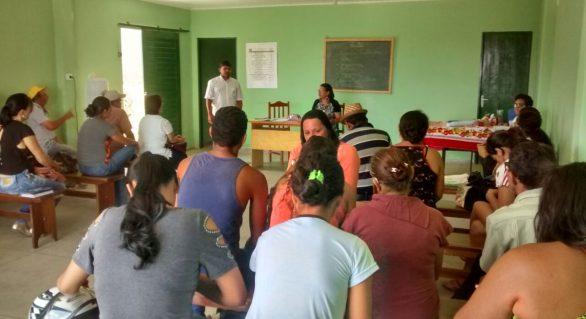 Em Igaci, agricultores conhecem benefícios do Programa do Leite