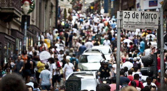 CNC: comércio deve contratar mais de 74 mil trabalhadores temporários