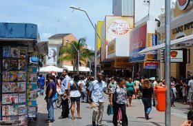 Em dezembro, lojas do Centro de Maceió abrirão aos domingos