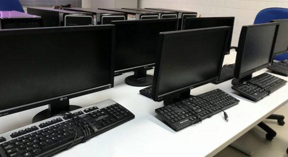 Parceria promove inclusão digital em unidades da Semas