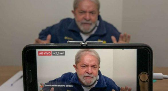 Não quero ser lembrado como inocente condenado, diz Lula