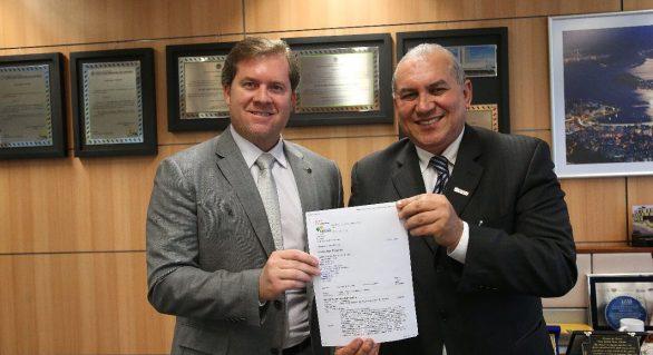 Marx Beltrão viabiliza R$ 3 mi para investimentos em infraestrutura turística