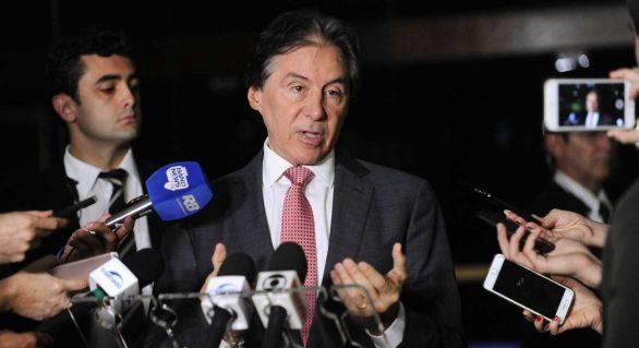 Eunício diz que buscou diálogo e resultados no 1º ano na presidência