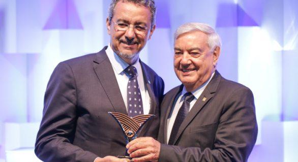 Embrapa recebe Prêmio CNA Agro Brasil