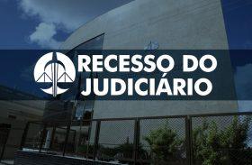 Judiciário funciona em regime de plantão de 20 de dezembro a 1º de janeiro