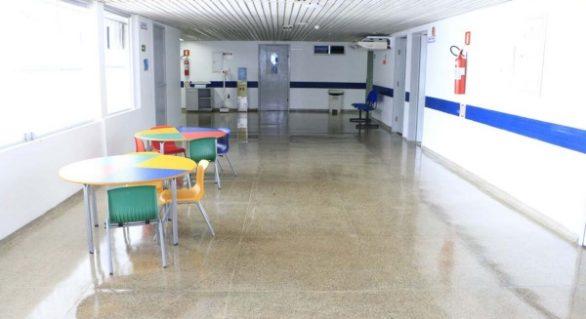 HGE ganha reformas estruturais e novas ambulâncias de transporte sanitário