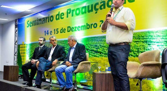 Seminário de Grãos debate perspectivas do agronegócio em AL e no NE