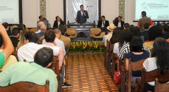 Presidente da Pindorama participa do 1º Seminário de Desenvolvimento Econômico de Maceió