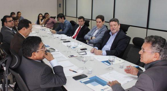 Plenário da Juceal discute especificações para melhoria do registro empresarial