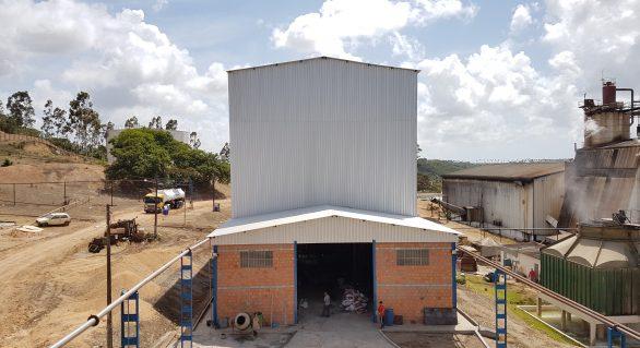 Fábrica de secagem de levedura da Pindorama inicia operação