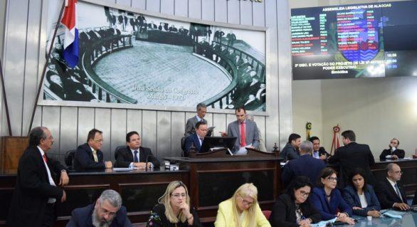 Assembleia aprova Orçamento de R$ 10,2 bilhões e entra em recesso parlamentar