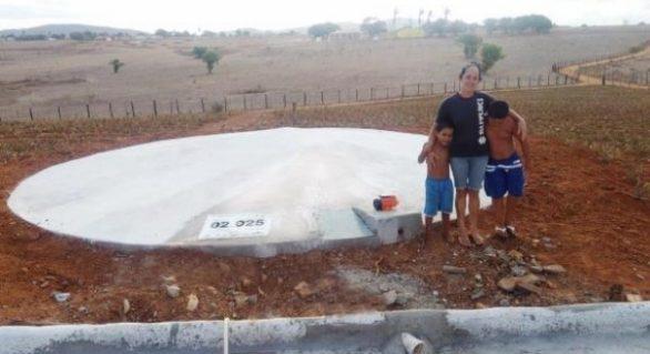 Cisternas melhoram a vida e renovam esperanças de agricultores em Alagoas