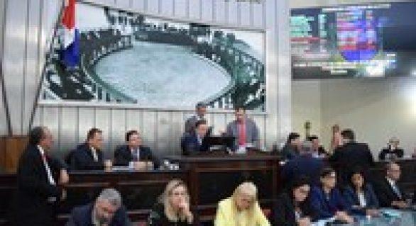 Assembleia inicia o ano analisando Projeto de Lei Orçamentária