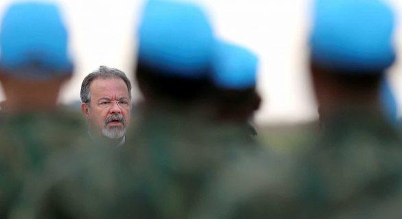 Jungmann: Forças Armadas estão a postos para julgamento de Lula
