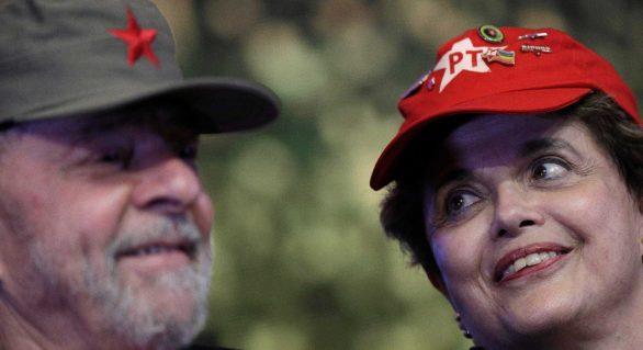 Dilma defende eleição livre e candidatura de Lula em mensagem