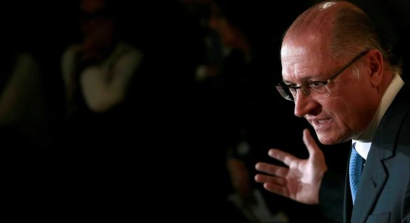 Estagnado em pesquisa, Alckmin se diz otimista para 2º turno
